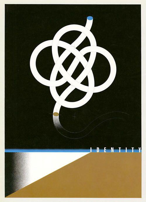 Ikko Tanaka, Identity, 1975