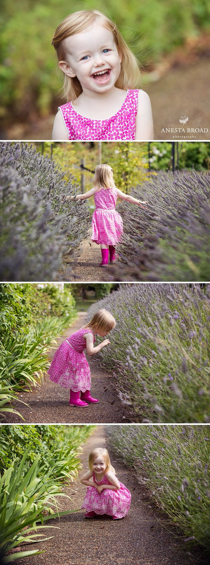 Valentines Garden Family Shoot by Anesta Broad Photography