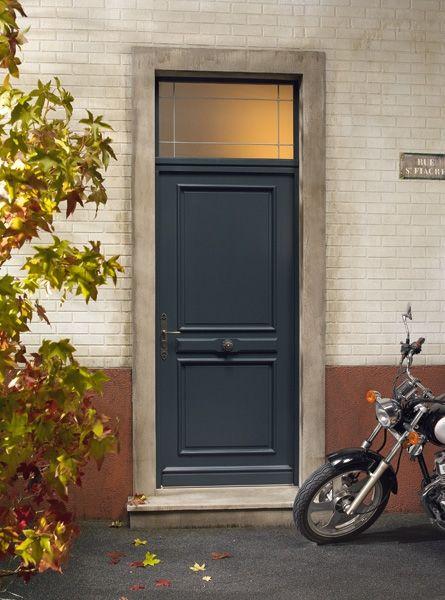 portes entrée pleine bois simple - Recherche Google