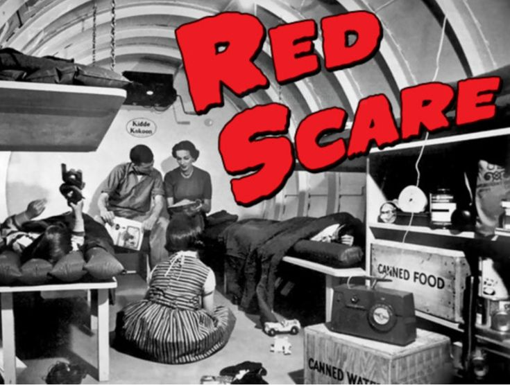The Red Scare | the cold war