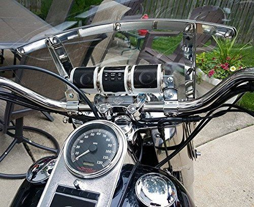 Featured here are Motorcycle Bluetooth Speakers. These bluetooth bike speakers are available as helmet speakers and motorcycle speakers. We have an excellent selection of bluetooth speakers for motorcycles right here!
