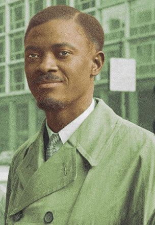 #PatriceLumumba: Patrice Lumumba was the first democratically-elected leader of the Congo post-independence from Belgium. Born on July 2, 1925, into a peasant family of the Tetela ethnic group, Lumumba began working in Leopoldville (now Kinshasa) as beer salesman and postal clerk. He got his first taste of political