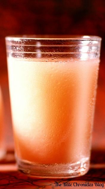 Dr. Oz's Swimsuit Slimdown Drink- 1 cup grapefruit or orange or pineapple juice, 2tsp apple cider vineger, 1tsp honey drink before each meal ... breaks down fat cells faster than anything else.