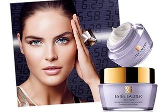 Begin er morgen jonger uit te zien. Uw tijd is nu. Maak jonger uitziende huid werkelijkheid met Estée Lauder Time Zone crèmes.