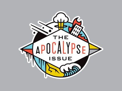 Entertainment Weekly Apocalypse Issue