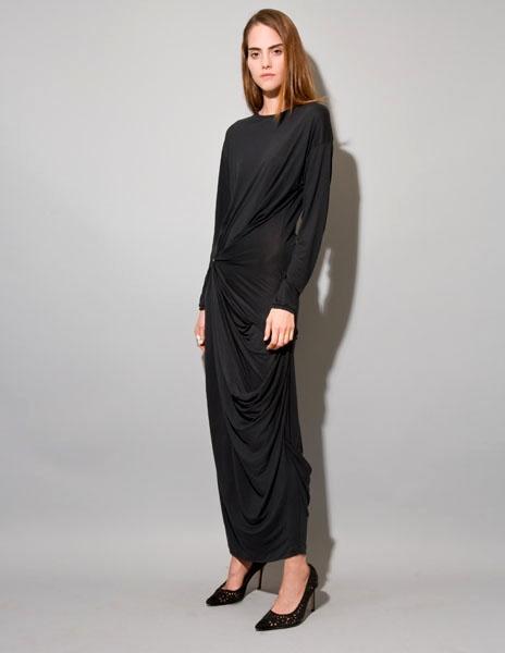back by ann-sofie back long sleeve dress