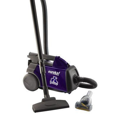Eureka Pet Lover Canister Vacuum Cleaner http://www.cleaningwifes.com/product-category/canister-vacuums/