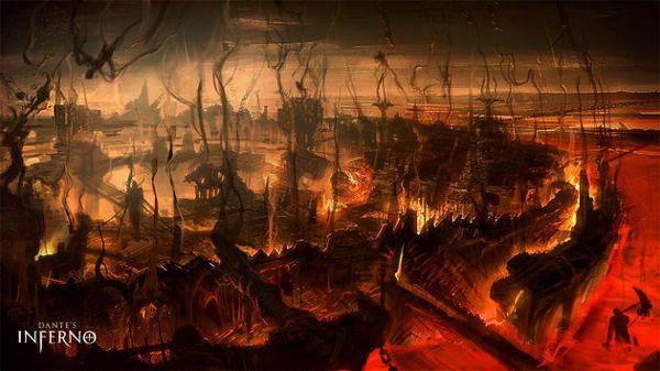 El lugar de los pecadores.. F.T: Dante's Inferno, 2009