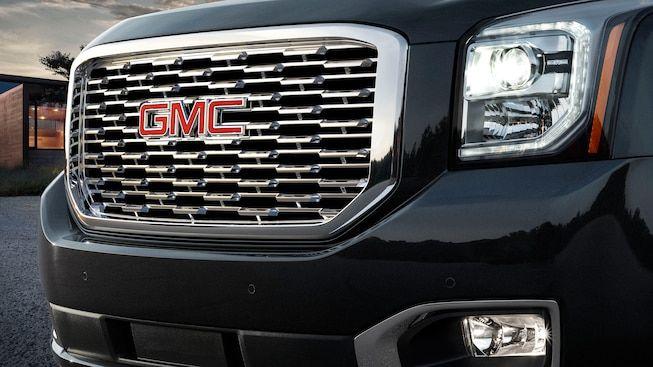 2019 Gmc Yukon Denali Luxury Suv Chrome Grille Gmc Suv Suv