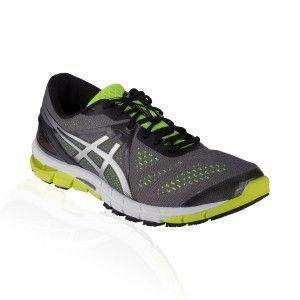 Asics - Gel Excel 33 3 Running Shoe - Charcoal/Lightning/Yellow