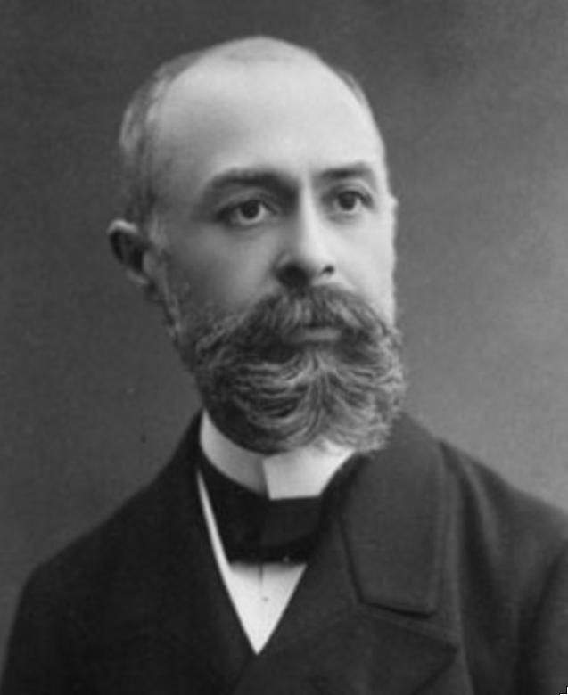 Antoine Henri Becquerel (1852-1908), French physicist, who discovered radioactivity in 1896