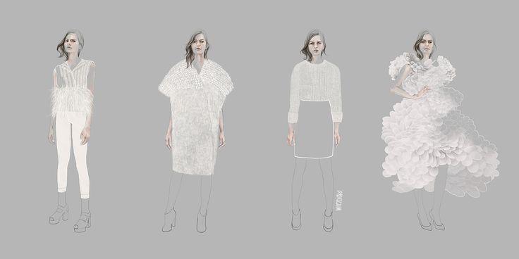 Fashion/textile illustration