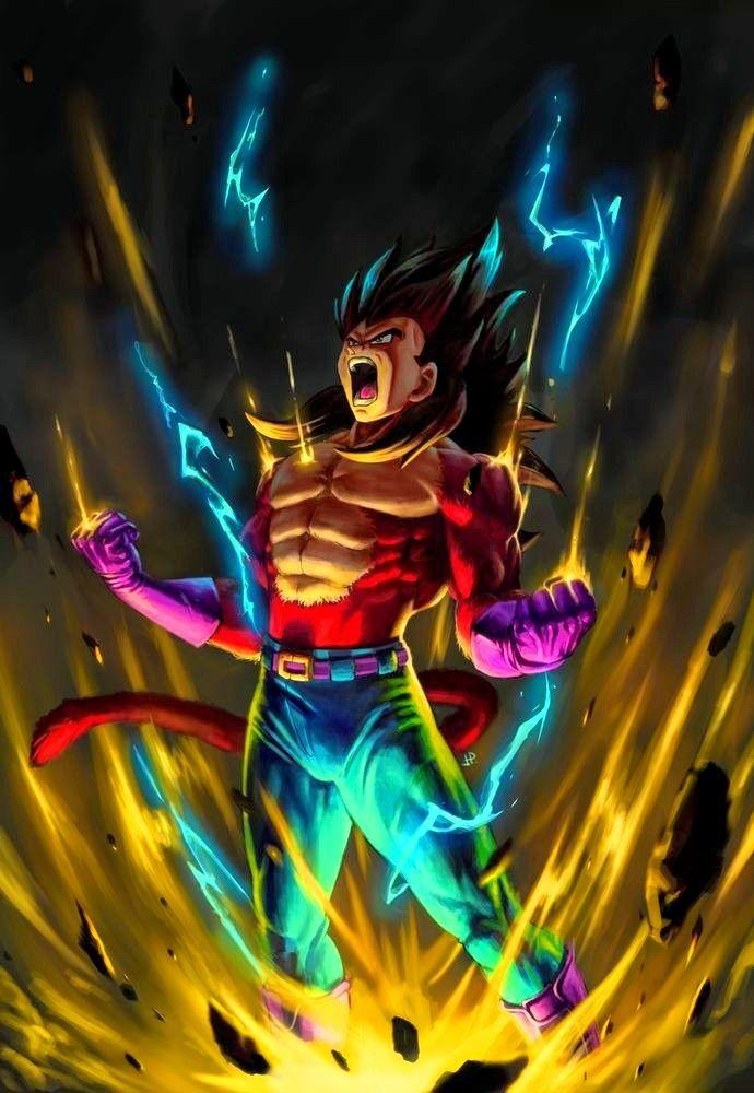 Vegeta Prince Of All Saiyans Super Saiyan 4 In 2020 Dragon Ball Super Manga Anime Dragon Ball Super Dragon Ball Image