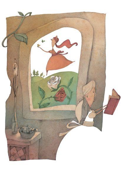 Brothers Grimm Stories V by deshollinador.deviantart.com on @deviantART