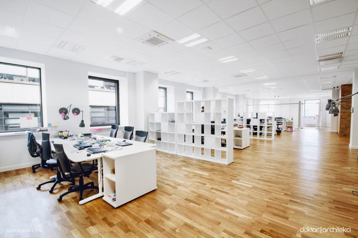 Contemporary office design 2015 - Doktor Architekci, Wrocław, Poland