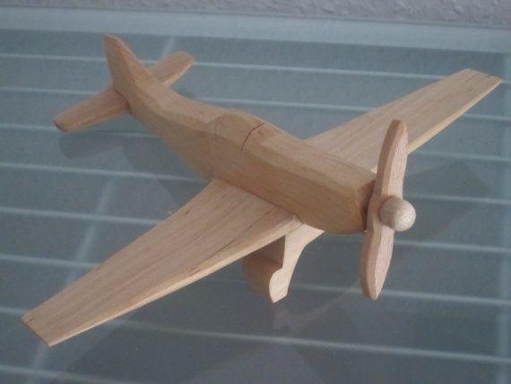 NOUVEAU - pas disponible dans le commerce ! Modèle d'avion Mustang P-51 Un…