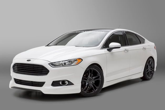 3dCarbon now offering body kit for Ford Fusion