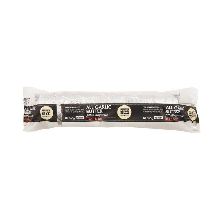 Heat & Eat All Garlic Butter Filled Baguettes 265g