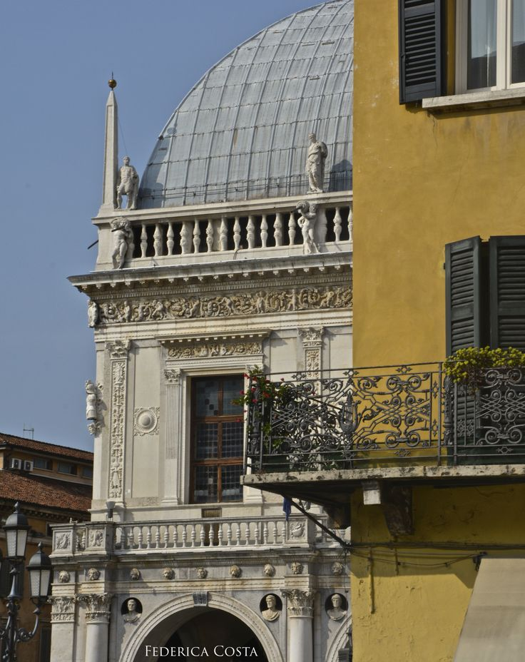 #PiazzaLoggia #Brescia