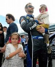 Image result for Jimmie Johnson Family