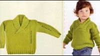 Kruvaze Yakalı, Yeşil Prens Bluzu Yapılışı