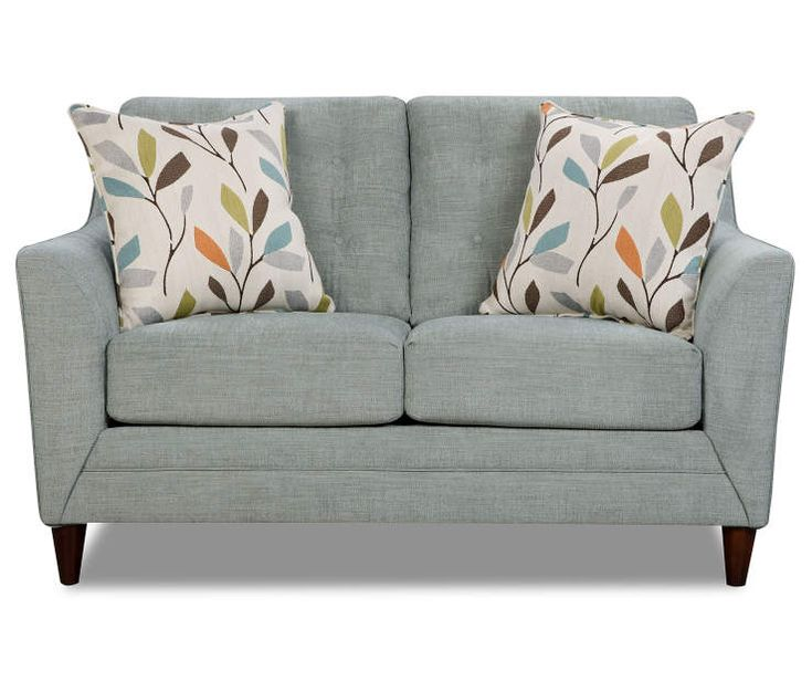 Best Simmons Avalon Teal Loveseat At Big Lots Teal Loveseat 400 x 300