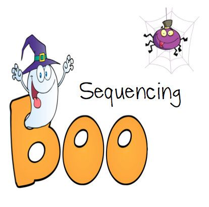 Halloween Sequencing, Cause/Effect, & Idioms {FREEBIE} - Pinned by @PediaStaff – Please Visit http://ht.ly/63sNt for all our pediatric therapy pins