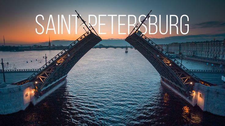съемка с воздуха  Saint Petersburg