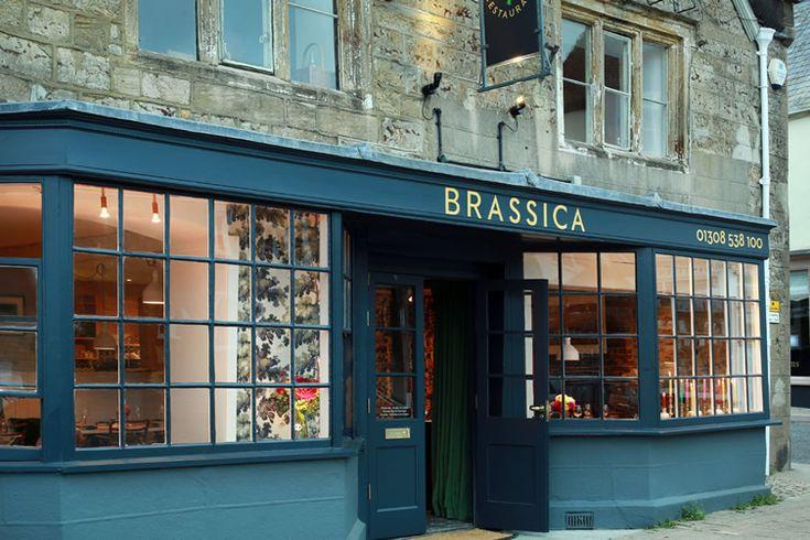 Danish design principle creates a warm glow at Dorset restaurant... http://www.we-heart.com/2014/10/30/brassica-restaurant-beaminster-dorset/