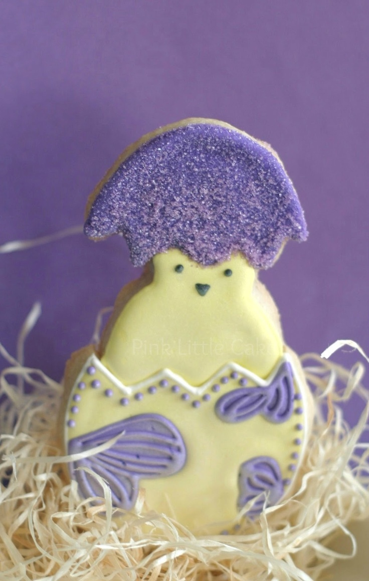 Easter cookie...