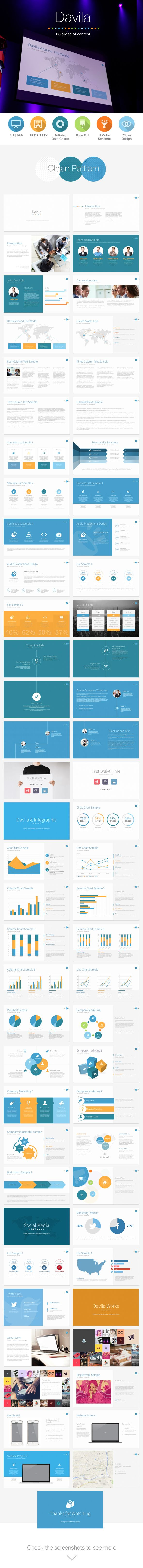 69 best presentation images on pinterest | page layout, Presentation templates