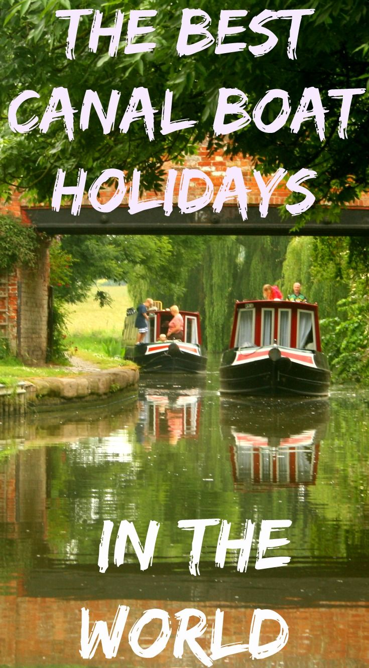 I love canal boat holidays and here are my top picks for planning a canal boat holiday - the best canal destinations from the UK and France to Sweden and Canada. Ahoy there!