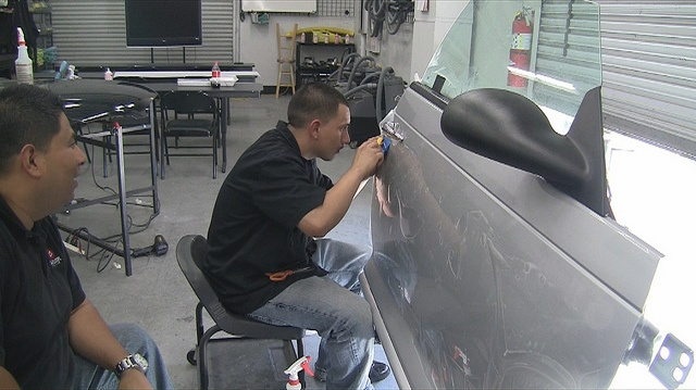 Removing Paint Protection Film
