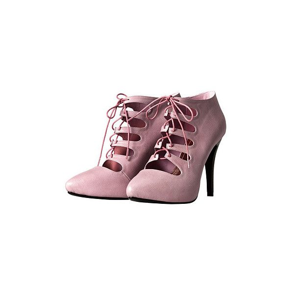 H&M Shop Online high heels 39,95€ ❤ liked on Polyvore featuring shoes, heels, pink, boots, buty, high heel shoes, pink high heel shoes, pink shoes, h&m shoes and high heeled footwear