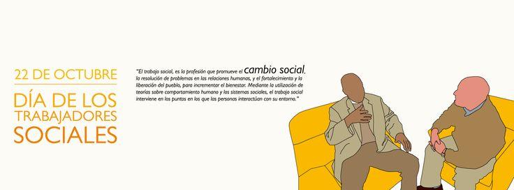 22 de Octubre: Día de los Trabajadores Sociales / Social Worker's Day
