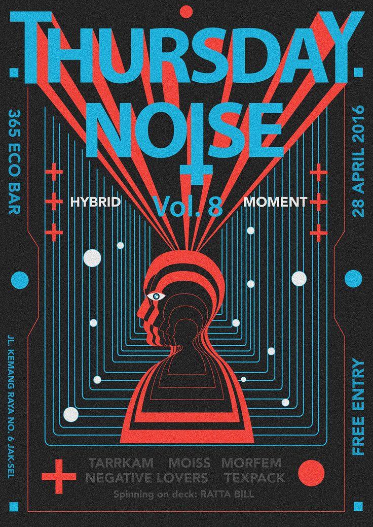 Thursday Noise Vol. 8 on Behance