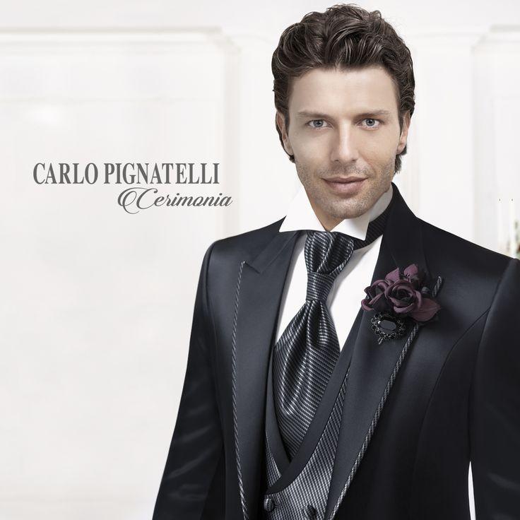 Carlo Pignatelli Cerimonia 2015 #carlopignatelli #francescotesti #sposo #groom #abitodasposo #suit #wedding #matrimonio #weddingday