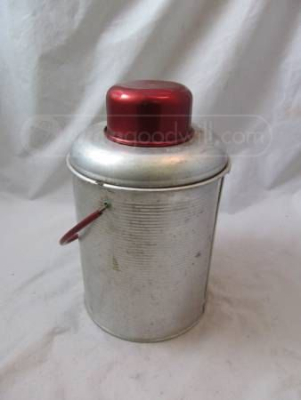 Faris St Louis Thermos  Patent Pending  by EnjoyYourVintagePt, $65.00
