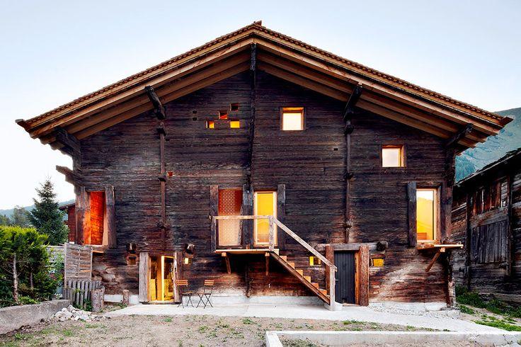 Casa C. Plywood Interior