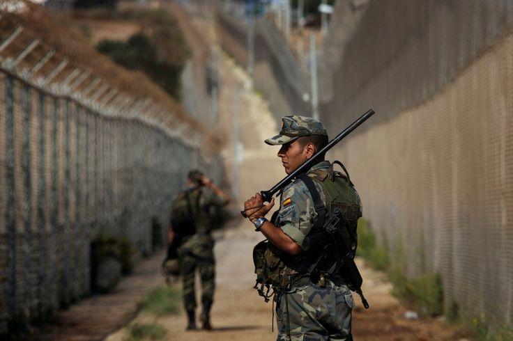 Modern Walls: Barriers Continue to Divide Around the World - SPIEGEL ONLINE