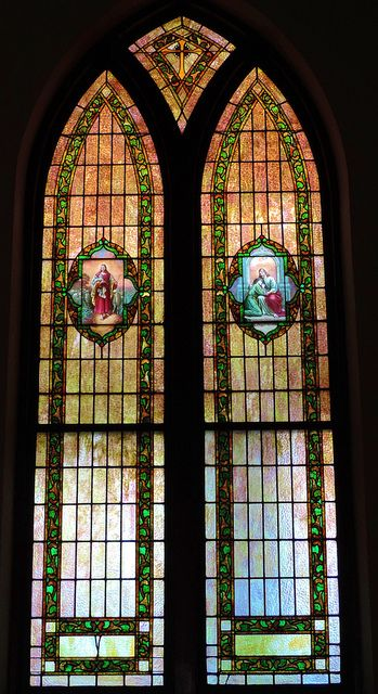 Stained Glass Window #5 First United Methodist Church. Red Wing Minnesota | Flickr - Photo Sharing!