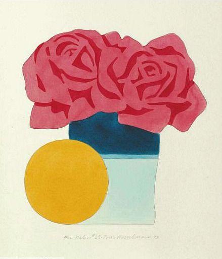 Tom Wesselmann Claire's Valentine #29 1973