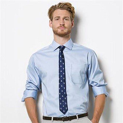 Superior Oxford shirt long sleeve (Light Blue, 18.5)…