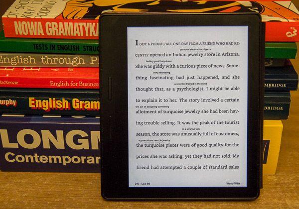 7 sposobów na naukę angielskiego z Kindle | Świat Czytników