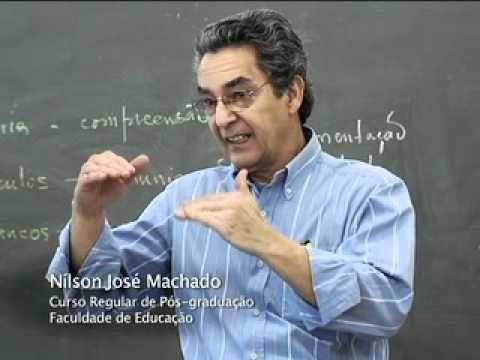 Cursos USP - Tópicos de Epistemologia e Didática - Aula 3 (1/2) Nesta aula, o professor Nilson José Machado prepara o terreno para aprofundar o debate sobre conhecimento e responde à pergunta: como manter a visão do todo, quando o conhecimento é cada vez mais aprofundado e especializado? E também, a diferença de significado das palavras: dado, informação e conhecimento. Agora, o professor Nilson Machado completa o quadro, colocando a inteligência no topo da pirâmide que relaciona a…