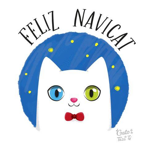 ¡Feliz Navicat! ❌ Tu tienda de regalos gatuna❌