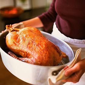 Try roast goose for Christmas - a delicious alternative to turkey
