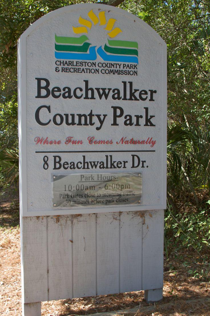 Kiawah Beachwalker County Park offers the only public beach access on beautiful Kiawah Island, South Carolina.
