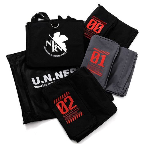 Evangelion: 3.0 You Can (Not) Redo NERV Luggage Room Bag