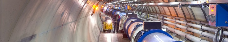 The Large Hadrom Collider located between France and Switzerland. Who wouldn't want to see what is pathing the future of physics and the understanding of our fundamental building blocks of all things.
